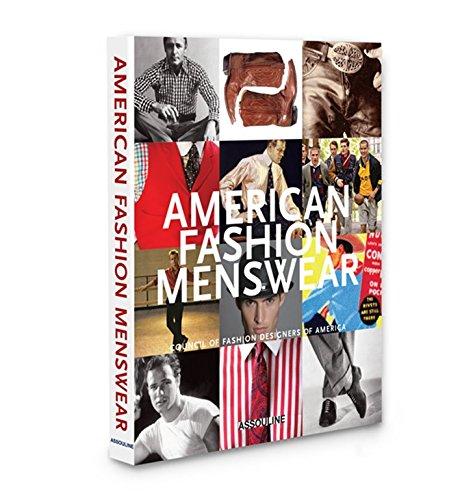 9782759404094: American Fashion Menswear (Classics)