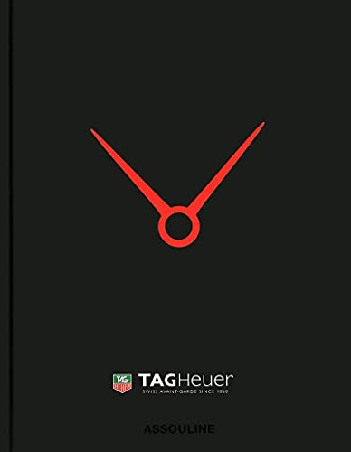 Tag Heuer 9782759404124 This is the story of speed, of the hunt for speed, of catching time, of mastering time. This is the story of Tag Heuer, the legendary ti