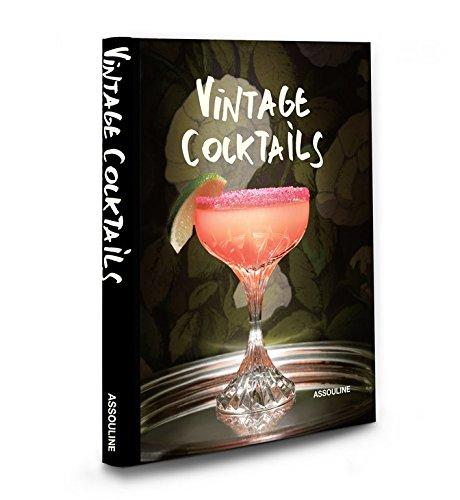 9782759404131: Vintage Cocktails (Connoisseur)