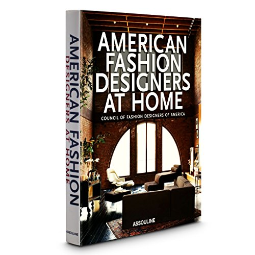 9782759404711: American Fashion Designers at Home (Trade)