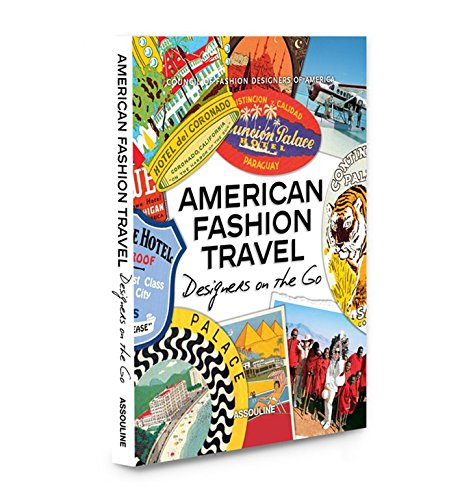 9782759405091: American Fashion Travel: Designers on the Go (Icons)