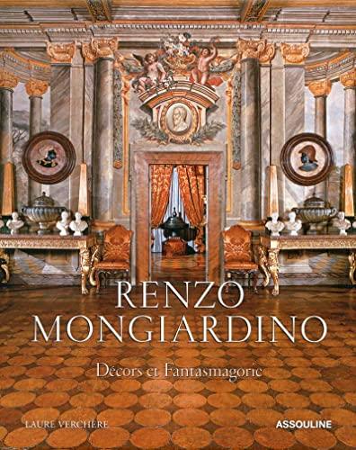 Renzo Mongiardino : Décors et fantasmagorie: Francesca Simone, Laure Verchère