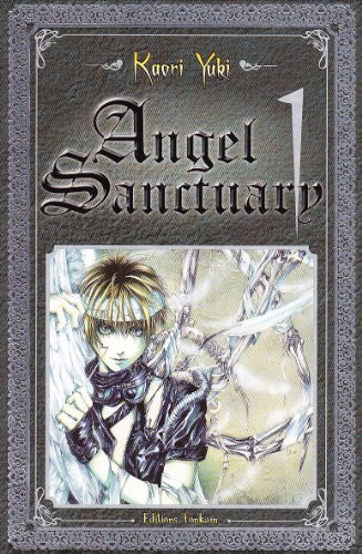 9782759500321: Angel Sanctuary, Tome 1 : Edition Deluxe