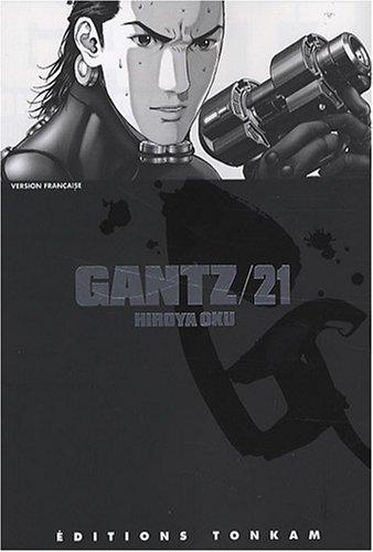 9782759500482: Gantz Vol.21