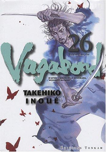 VAGABOND T26: INOUE TAKEHIKO