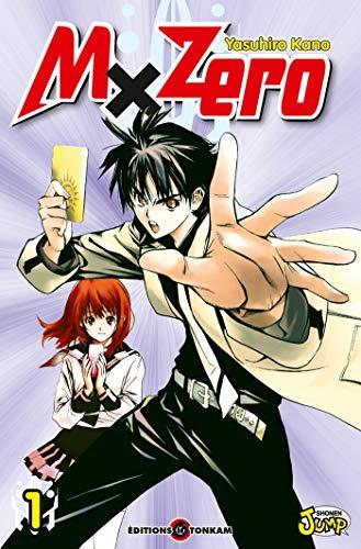 M.ZERO T01: KANO YASUHIRO