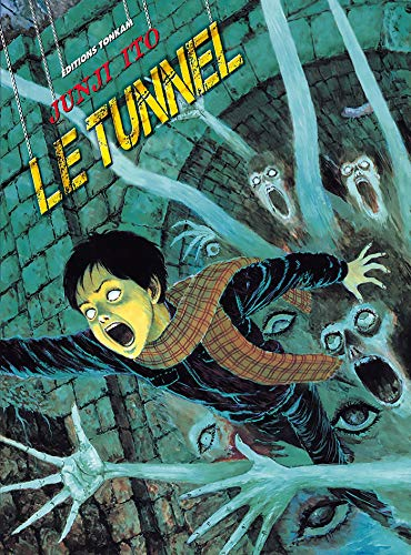 9782759501007: Tunnel (le) - Junji Ito collection N�14