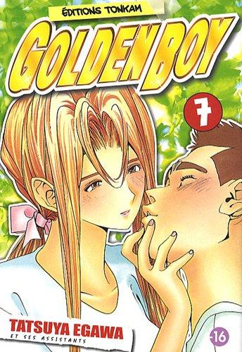 9782759501052: Golden Boy -Tome 07-
