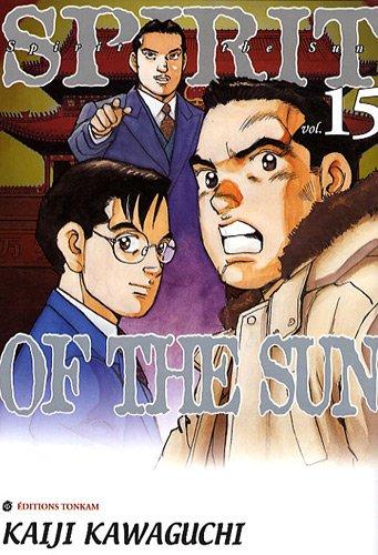 9782759501274: Spirit of the Sun, Tome 15