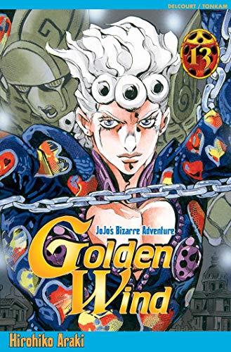 9782759501328: Jojo's Bizarre Adventure - Golden Wind, Tome 13