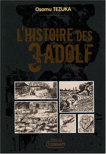 L'Histoire des 3 Adolf De Luxe -Tome 02- (Découverte) (9782759501397) by Tezuka, Osamu