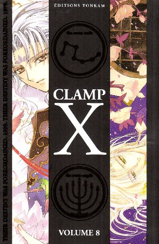 9782759501496: Clamp X, Tome 8