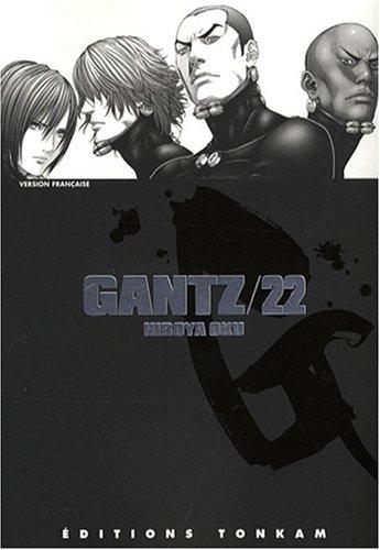 9782759502011: Gantz Vol.22