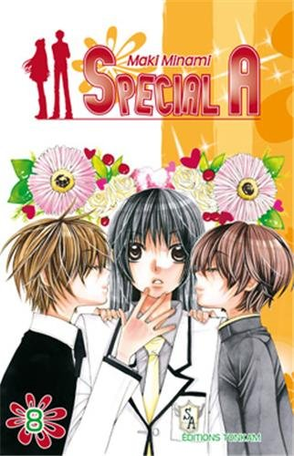 9782759502301: Special A, Tome 8 (French Edition)