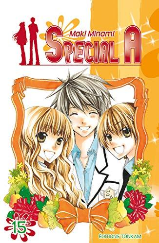 SPECIAL A T.15: MINAMI MAKI