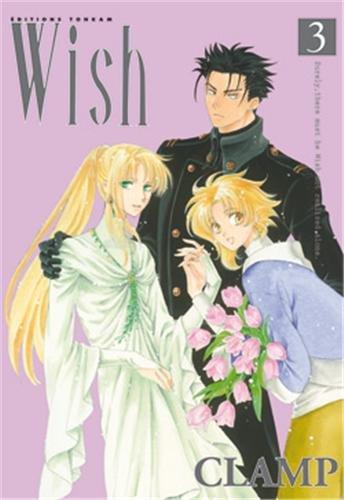 9782759502929: Wish, Tome 3