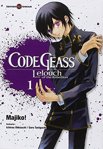 9782759503254: Code Geass, Tome 1 : (Shonen)