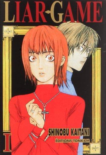 LIAR GAME T.01: KAITANI SHINOBU