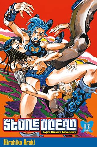 9782759505180: Jojo's bizarre adventure - Stone Ocean Vol.13