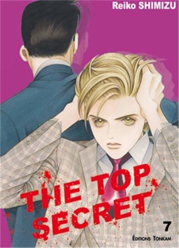 The Top Secret, Tome 7: Shimizu, Reiko