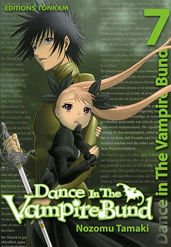 9782759506750: Dance in the Vampire Bund -Tome 07- (Young [Tonkam])