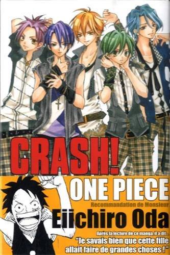 CRASH T.08: FUJIWARA YUKA