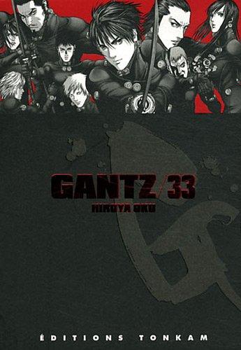9782759507986: Gantz Vol.33
