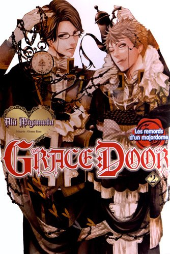 9782759508174: Grace Door Vol.2