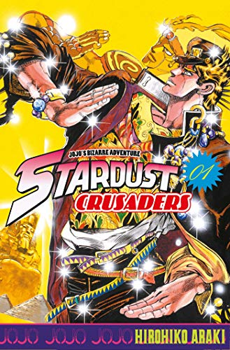 9782759509416: Jojo's bizarre adventure - Stardust Crusaders Vol.1