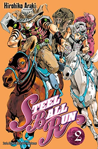9782759509577: JOJO S - STEEL BALL RUN T02 (DEL.SHONEN)