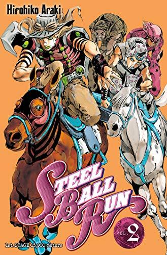9782759509577: Jojo's bizarre adventure - Saison 7 - Steel Ball Run Vol.2