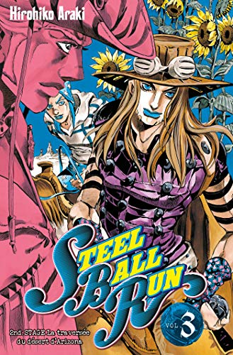 9782759509584: JOJO S - STEEL BALL RUN T03 (DEL.SHONEN)