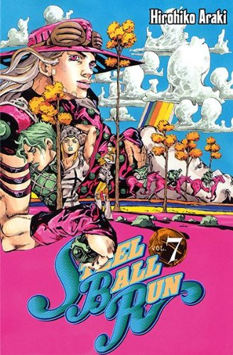 9782759509621: Steel Ball Run, Tome 7 :