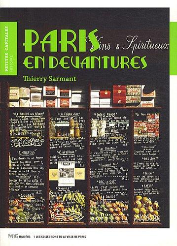 Paris en devantures: Sarmant Thierry