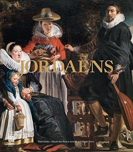 JORDAENS ( 1593-1678 ) - La gloire d'Anvers: Alexis Merle du Bourg & Joost Vander Auwera & ...