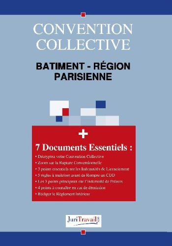 9782759700370: 3032. B�timent - R�gion parisienne Convention collective