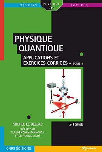 9782759808045: Physique quantique t.2