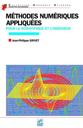 Méthodes numériques appliquées: Jean Philippe Givret