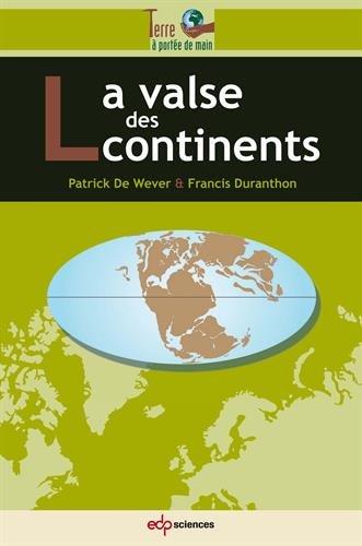 9782759811823: La valse des continents