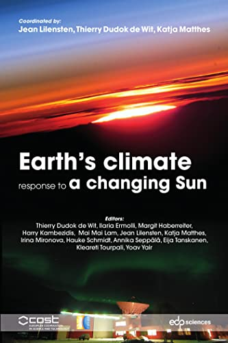 9782759817337: Earth's climate response to a changing Sun