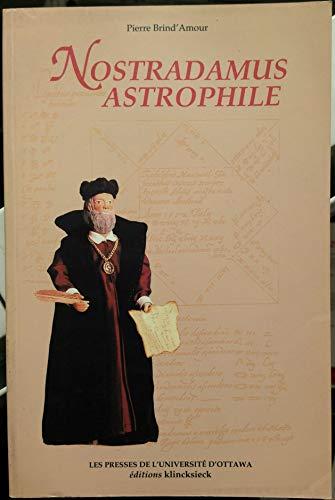 9782760303683: Nostradamus astrophile