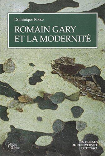 9782760304154: Romain Gary et la modernit�