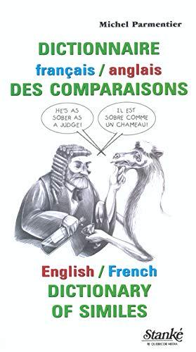 9782760408722: Dictionnaire français/anglais des comparaisons (French Edition)