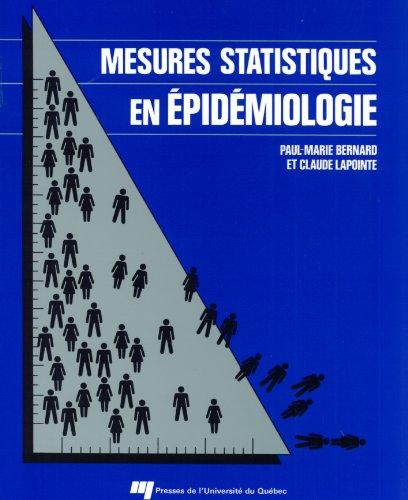 9782760504462: Mesures statistiques en épidémiologie