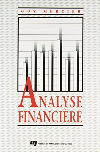 Analyse financière (French Edition): Mercier, Guy