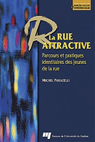 9782760511583: La Rue Attractive: Parcours Et Pratiques Identitaires Des Jeunes de La Rue