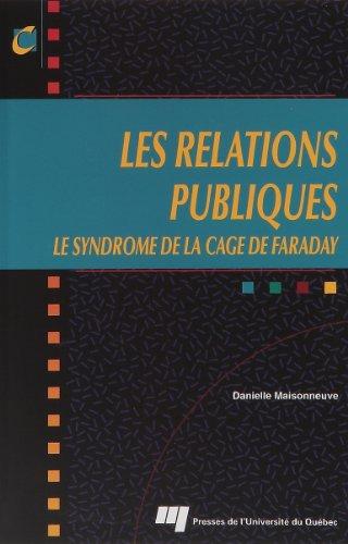 Les relations publiques (French Edition): Danielle Maisonneuve