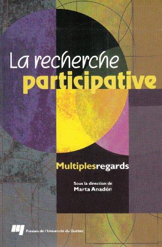RECHERCHE PARTICIPATIVE -LA-: ANADON MARTA