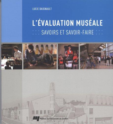 EVALUATION MUSEALE -L-: DAIGNAULT