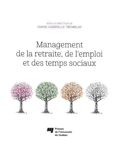 MANAGEMENT DE LA RETRAITE EMPLOI ET TEMP: TREMBLAY